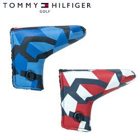 [土日祝も出荷可能]【送料無料】 トミーヒルフィガー ゴルフ THMG1SH2 ブレード パターカバー マグネットホルダー マーカー付き Tommy Hilfiger MAGNET HOLDER PING PUTTER【あす楽対応】