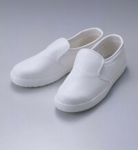 静電クリーンショートシューズ・PVC底安全靴PR5030