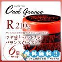 【あす楽!】阪本高生堂 クールグリース R 210g<6個セット>アップルの香り