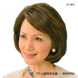 【送料無料】ソシエ(societe)人毛100% モアヘアピース MH-10(部分かつら)