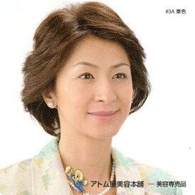 【送料無料】ソシエ(societe)人毛100% おしゃれヘアピース HPN-150L(部分かつら)