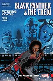 【中古】【輸入品・未使用未開封】Black Panther And The Crew: We Are The Streets (Black Panther And The Crew (2017)) (English Edition)