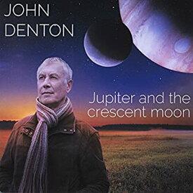 【中古】【輸入品・未使用未開封】Jupiter and the Crescent Moon