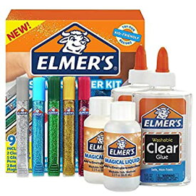 【中古】【輸入品・未使用未開封】(エルマーズ) Elmer's 液体のり 学校用 Bundle