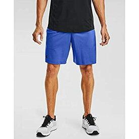 【中古】【輸入品・未使用未開封】Under Armour Men's MK1 Shorts Emotion Blue (401)/Balmy Brown Emotion Blue (401)/Balmy Brown