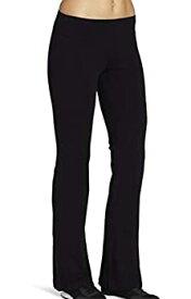 【中古】【輸入品・未使用未開封】Spalding レディース ブーツレッグ ヨガパンツ US サイズ: Small カラー: ブラック
