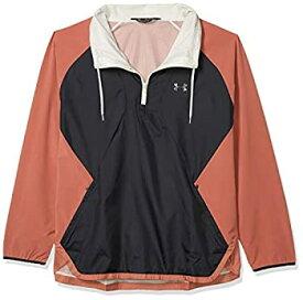 【中古】【輸入品・未使用未開封】Under Armour メンズ ストレッチ織り1/2ジップジャケット XX-Large ブラウン