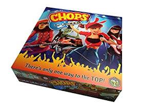 【中古】【輸入品・未使用未開封】CHOPS: The Rock and Roll Board Game