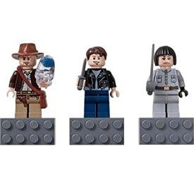 【中古】【輸入品・未使用未開封】LEGO Indiana Jones Mutt Williams & Irina Spalko Magnet Set 852719