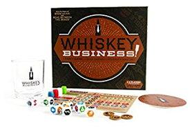 【中古】【輸入品・未使用未開封】UNCORKED!ゲーム ウィスキービジネス!リスクテイキング&ウィスキーメイキングのパーティーゲーム