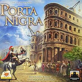 【中古】【輸入品・未使用未開封】Porta Nigra Game by Stronghold Games