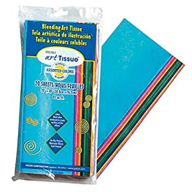 【中古】【輸入品・未使用未開封】Spectra Art Tissue 10 lbs 20 x 30 20 Assorted Colors 20 Sheets/Pack