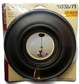 【中古】【輸入品・未使用未開封】Portfolio 25cm Bronze Ceiling Medallion CM22H