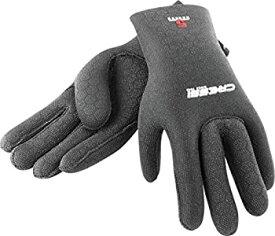【中古】【輸入品・未使用未開封】Cressi高ストレッチ5?mm手袋( Large )