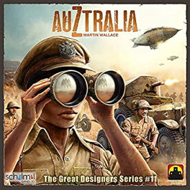 【中古】【輸入品・未使用未開封】Stronghold Games AuZtralia [並行輸入品]