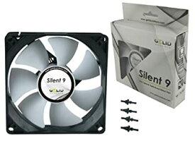 【中古】【輸入品・未使用未開封】Gelid Solutions Silent 9 92mm Case Fan FN-SX09-15 [並行輸入品]