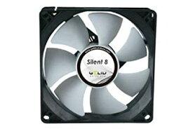 【中古】【輸入品・未使用未開封】Gelid Solutions Silent 8 80mm Case Fan FN-SX08-16 [並行輸入品]
