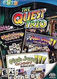 【中古】【輸入品・未使用未開封】iWin 204 The Quest Trio: Mahjong [CD-ROM] Windows XP Home Edition [並行輸入品]