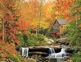 【中古】【輸入品・未使用未開封】White Mountain Puzzles Old Grist Mill - 1000 Piece Jigsaw Puzzle [並行輸入品]