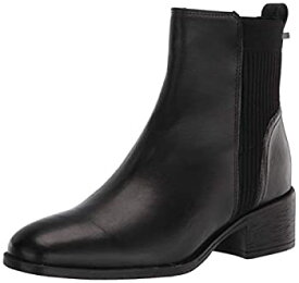 【中古】【輸入品・未使用未開封】Kenneth Cole REACTION レディース ソルトチェルシーブーツ US サイズ: 7 カラー: ブラック