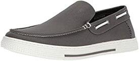 【中古】【輸入品・未使用未開封】Kenneth Cole REACTION Men's ANKIR Slip ON B Sneaker Dark Grey 13 M US