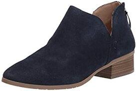 【中古】【輸入品・未使用未開封】Kenneth Cole REACTION レディース ブロックヒール ブーツ アンクルブーツ US サイズ: 7 カラー: ブルー