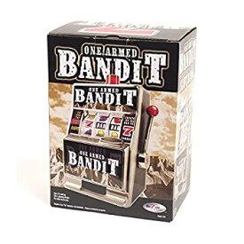 【中古】【輸入品・未使用未開封】BANDIT SLOT MACHINE SAVINGS BANK