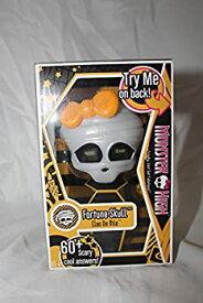 """【中古】【輸入品・未使用未開封】Mattel Monster High """"Freaky Just Got Fabulous"""" Accessories - Cleo De Nile Fortune Skull with 60+ Scary Cool Answers"""