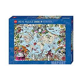 【中古】【輸入品・未使用未開封】Quirky World: 2000 Teile