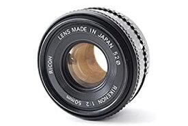 【中古】【輸入品日本向け】RICOH XRリケノン 50mm F2