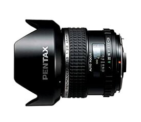 【中古】【輸入品日本向け】PENTAX 広角~標準単焦点レンズ FA645 45mmF2.8 645マウント 645サイズ・645Zサイズ 26485