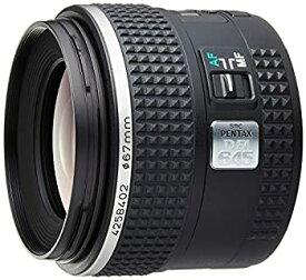 【中古】【輸入品日本向け】PENTAX 標準単焦点レンズ 防塵・防滴構造 D FA645 55mmF2.8 AL[IF] SDM AW 645マウント 645サイズ・645Zサイズ 26460