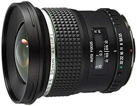 【中古】【輸入品日本向け】PENTAX 広角~標準単焦点レンズ HD DFA645 35mmF3.5AL[IF] 645マウント 645サイズ・645Zサイズ 26450