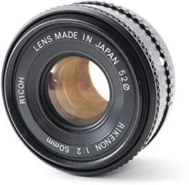 【中古】【輸入品日本仕様】RICOH XRリケノン 50mm F2