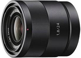 【中古】【輸入品日本仕様】ソニー 単焦点レンズ Sonnar T* 24mm F1.8 ZA ソニー Eマウント用 APS-C専用 SEL24F18Z