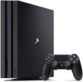 【中古】【輸入品日本仕様】PlayStation 4 Pro ジェット・ブラック 2TB (CUH-7200CB01)【メーカー生産終了】