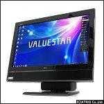 【中古】中古パソコン一体型新品2TBSSD+HDDNECVALUESTARVW770/Eテレビ機能Corei72630QM2.0GHz8GBブルーレイWindows7Office23インチ無線LANIPS液晶地デジ送料無料