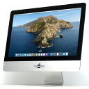 【中古】メモリ16GB Apple iMac Late 2013 A1418 21.5インチ Core i5 4570S 2.9GHz HDD1TB GeForce GT750M LibreOffic…