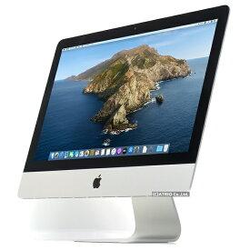 【中古】Apple iMac Late 2015 A1418 21.5インチ MK142J/A Core i5 5250U 1.6GHz 8GB HDD1TB 中古パソコン 一体型PC デスクトップ 本体 OS変更オプションあり