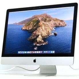 【中古】美品 Apple アップル iMac 2017 Retina 5K 27インチ MNE92J/A Core i5 3.4GHz 32GB 1.03TB FusionDrive Radeon Pro 570 中古パソコン 一体型PC デスクトップ 本体 テレワーク