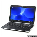 【中古】ノートパソコンSSDDELLLatitudeE6230Corei73540M3.0GHz4GB256GBWindows10Office12インチモバイル無線LANBluetooth送料無料