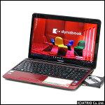 【中古】中古パソコンノートパソコン新品SSD東芝dynabookT451/57DRKCorei72670QM2.2GHz8GB240GBブルーレイWindows10Win10無線LANOffice15インチ送料無料