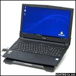 【中古】ゲーミングパソコンノートパソコンフルHDmousem-BookMB-K685XN1-SH2-BGeForceGTX950MCorei77700HQ2.8GHz16GBSSD256GBWindows10Office15インチ無線LANBluetooth冷却台付送料無料