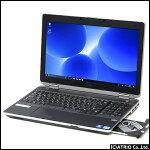 【中古】中古パソコンノートパソコンSSD+HDDフルHDDELLLatitudeE6530Corei73720QM8GB新品500GBOfficeWindows10Windows7NVS5200M15インチDVDマルチ無線LAN送料無料