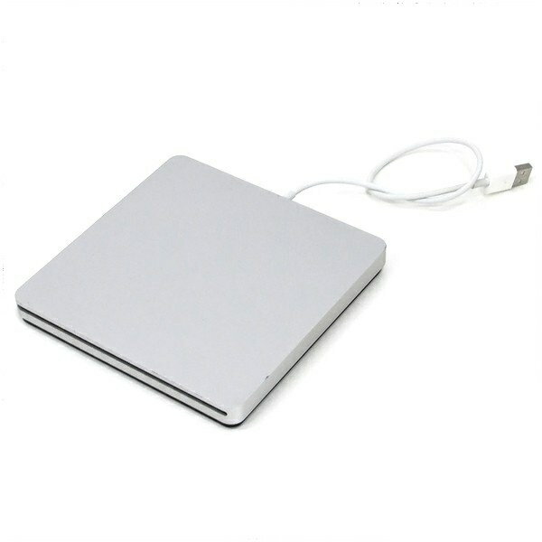 【中古】 Apple USB SuperDrive A1379 外付ドライブ