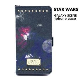 STAR WARS スマホケース iphoneケース スターウォーズ YOOY iphone8 iphone7 iphone6s iphone6対応 手帳型 スマホカバー