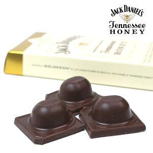 チョコレート ジャックダニエル テネシーハニー リキュールチョコレート スイス ゴールドケン社 100g