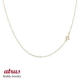 18金ネックレス ロングネックレス イエローゴールドk18 チェーンのみ チェーン ペタルチェーン 鎖 レディース 80cm 地金 送料無料 人気