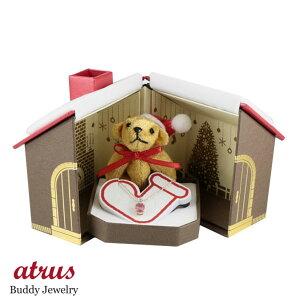 クリスマス くま サンタ マルチジュエリーケース プレゼント 収納 ストラップ リング ペンダント ピアスケース xmas christmas ストラップ レディース