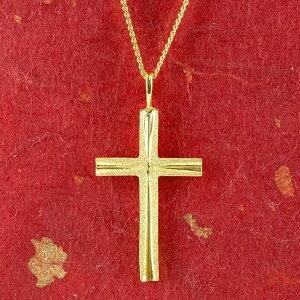 造幣局検定刻印付 24金 ネックレス 純金 24金 ゴールド クロス 十字架 24K ペンダント トップ ゴールド k24 シンプル の 送料無料 LGBTQ ユニセックス 男女兼用